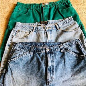 3 Pairs Men's Shorts